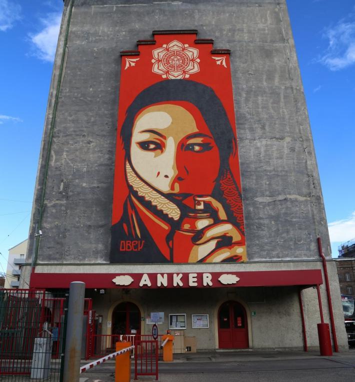 Anker Kunstwerk