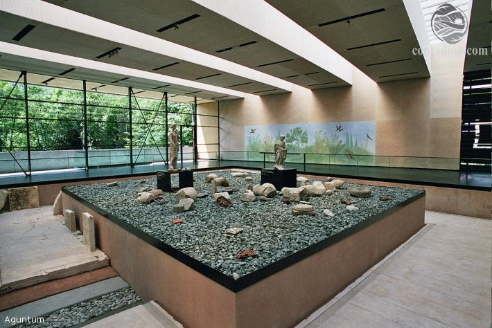 AGUNTUM Museum innen