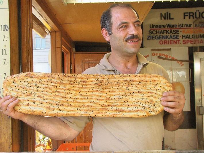 naschmarkt orientalische bäckerei