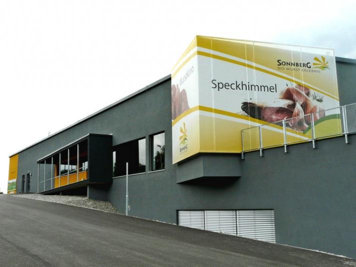 Sonnberg Gebäude