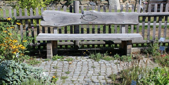 Kräutergarten Abrahamhof