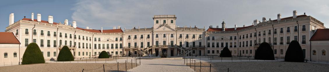Schloss Eszterháza in Fertőd