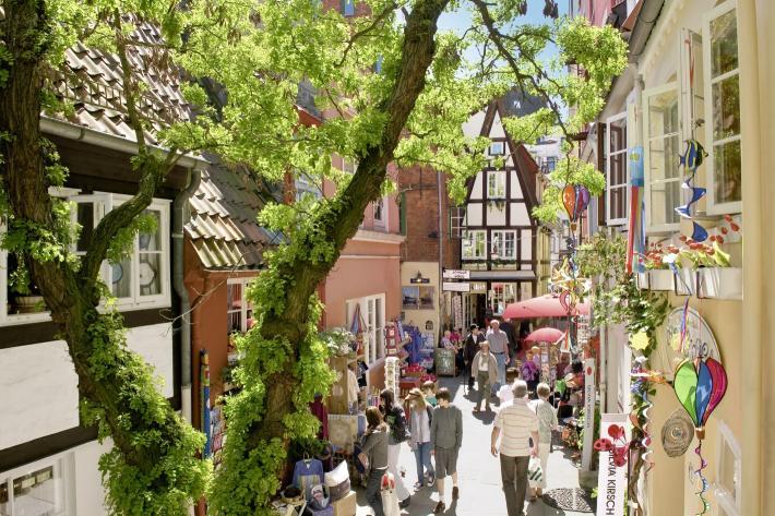 Bremen_Schnoorviertel