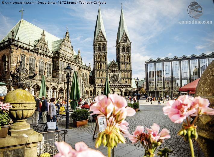Bremen_Marktplatz - Rathaus, Dom, B++rgerschaft .jpg