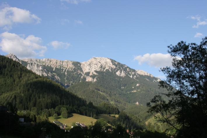 Berge Steiermark
