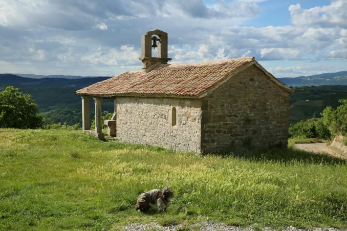 Kapelle von Draguc