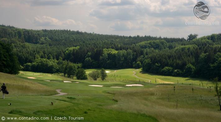 Südmähren_Golf complex Kaskáda - Kuřim: