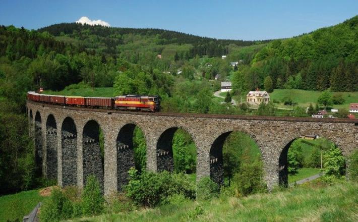 Liberec_Eisenbahn