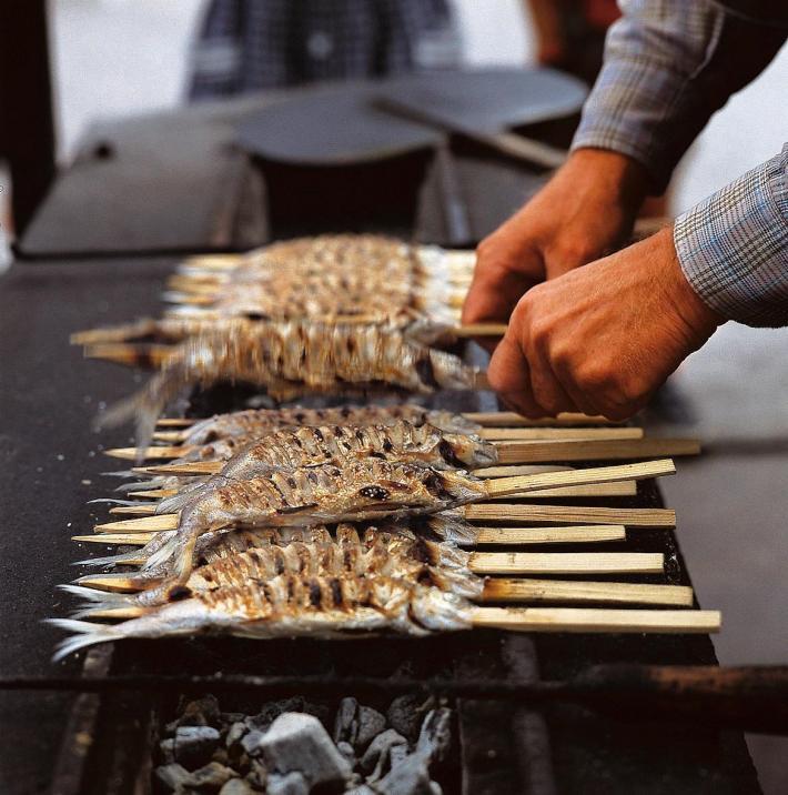 OÖ_Typische Stanglfische am Traunsee.jpg