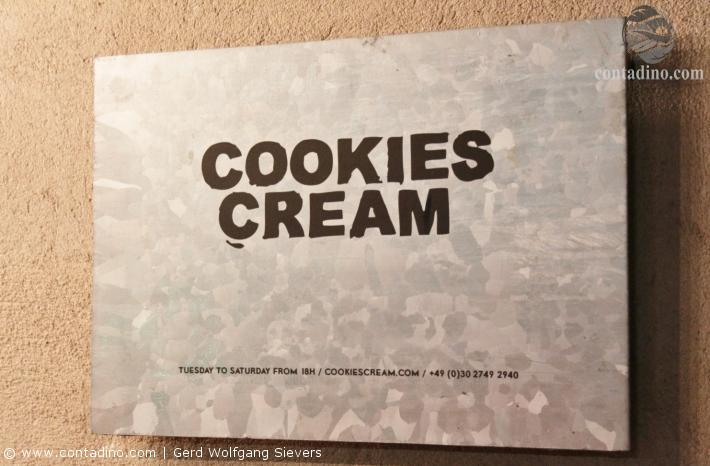 cookies cream tafel