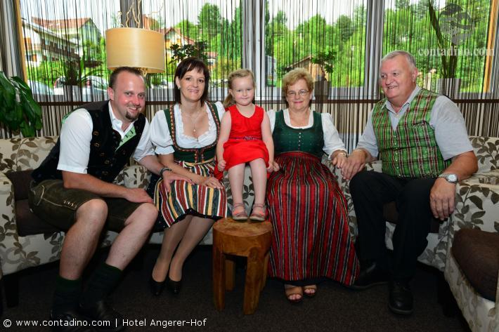 Die Familie Derler sorgt für das Wohl der Gäste