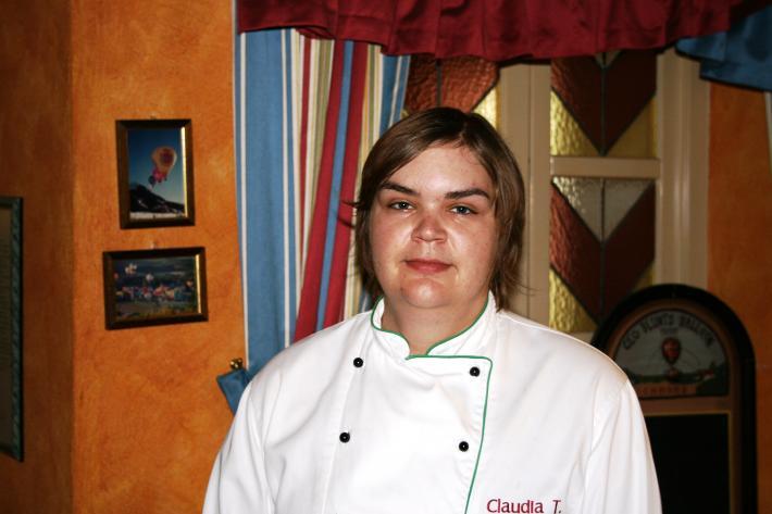 Claudia Thaller Küchenchefin
