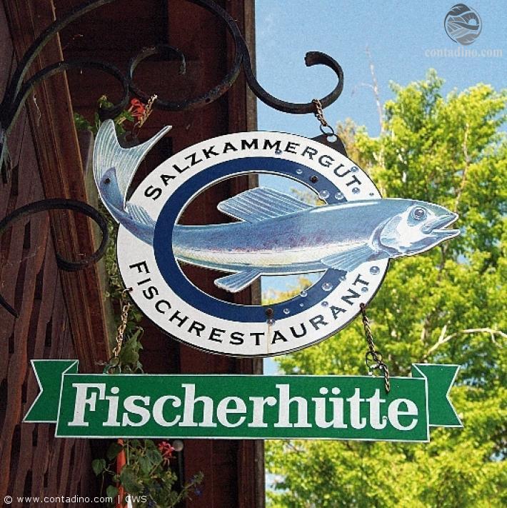 Fischerhütte Toplitzsee LOgo