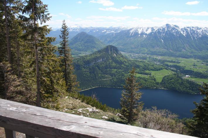Loserhütte Landschaft