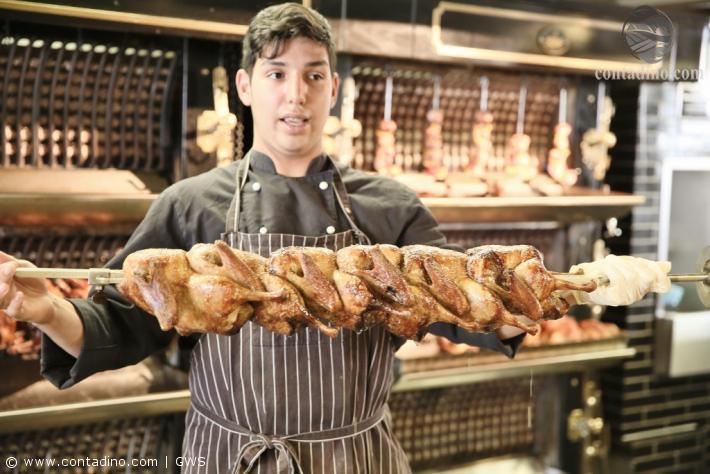 BBQ Kitchen Grillmaster