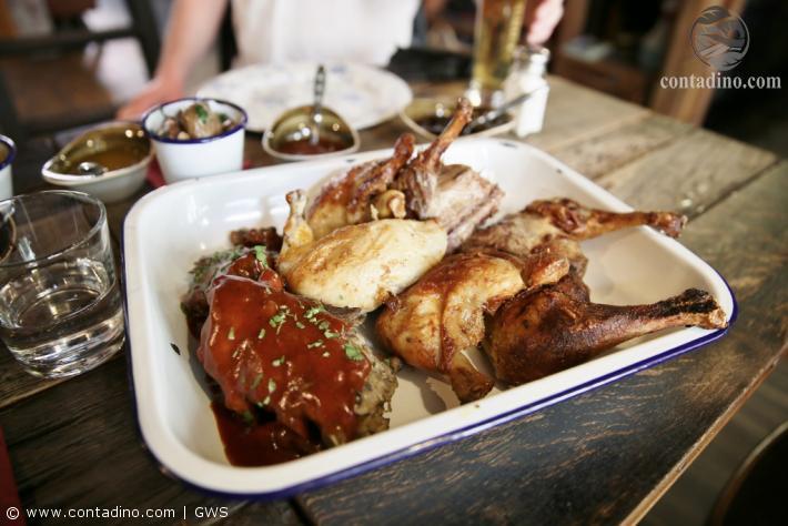 BBQ Kitchen Mixed Grill