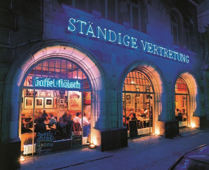 STEAV Berlin Nachts