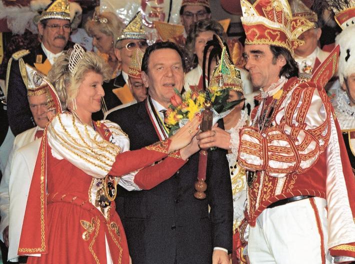Der preußische Rheinnische Karnevalsprinz