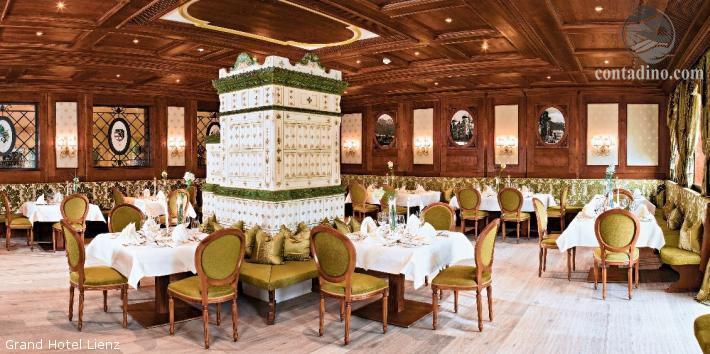 Grand Hotel Lienz Dolomitenstube