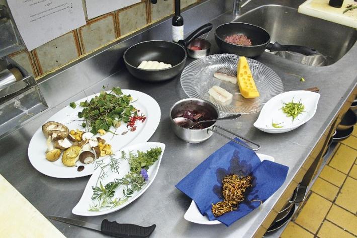Küchenimpression Saluti