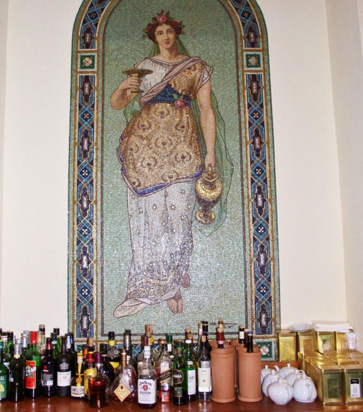 Borchardt Mosaik