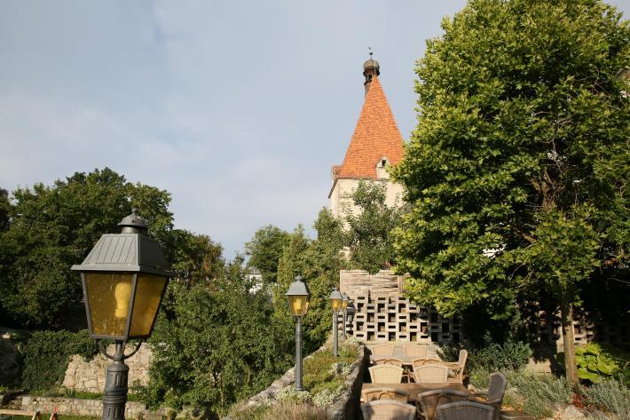 Konditorei Hubertus Garten
