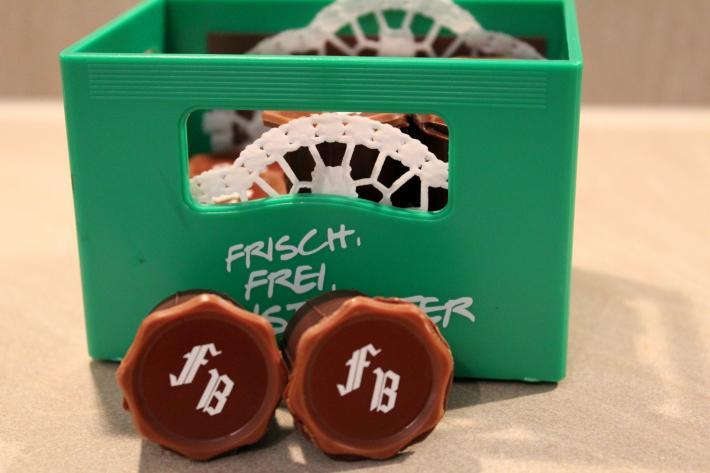Freistädter Bier-Praline