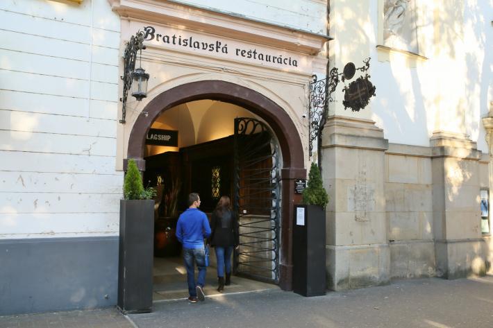 Bratislavska restauracia