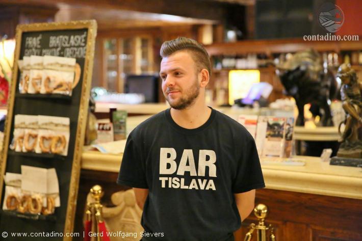 Bratislavska restauracia kellner