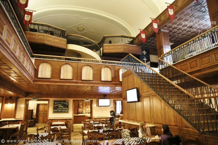 Bratislavska restauracia Lokal