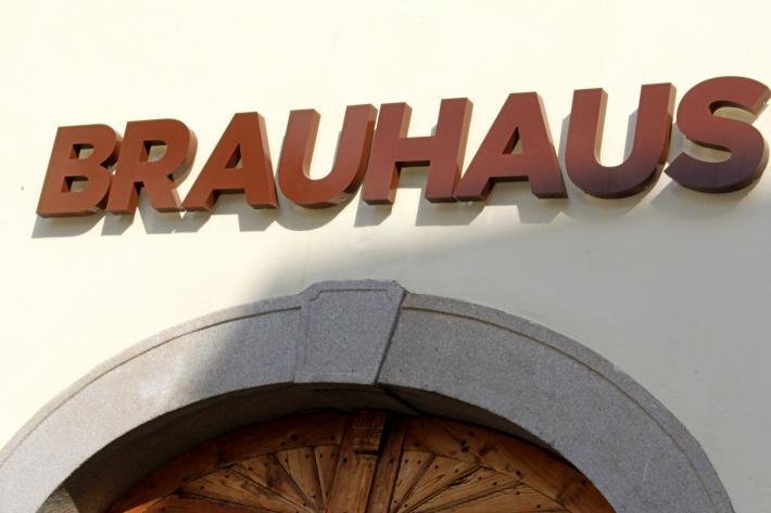 Brauhaus Front
