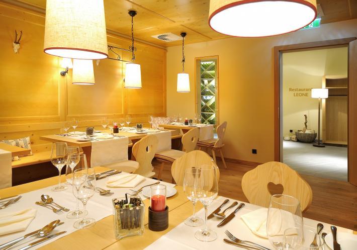 Falkensteiner Bad Leonfelden Restaurant