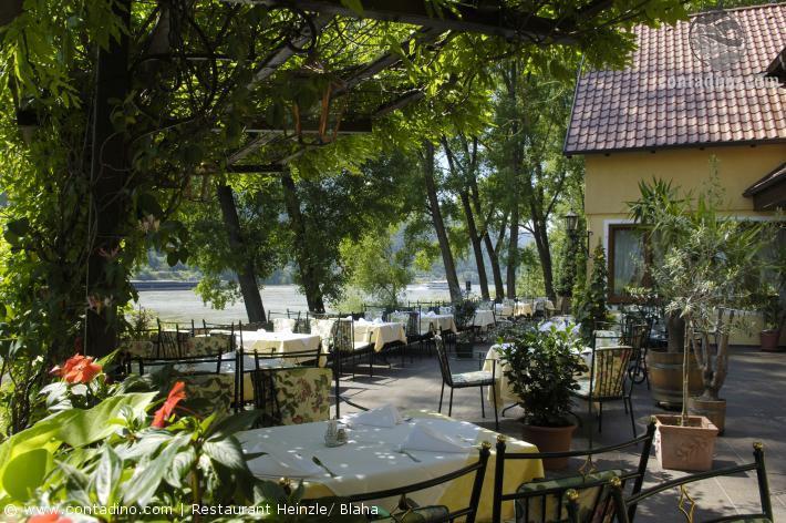 Restaurant Heinzle Terrasse