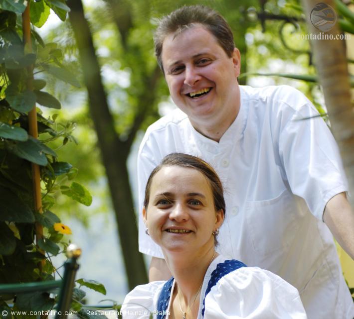 Gerlinde und Gerhard Heinzle