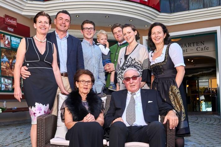 Hotel Schachner Familie
