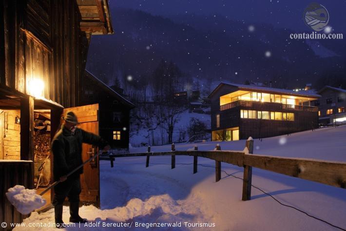 Bregenzerwald Winter Advent