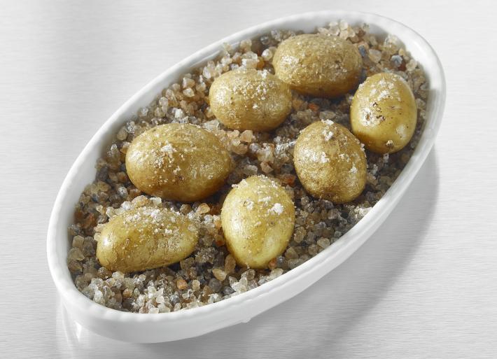 Kartoffeln auf dem Ursalz