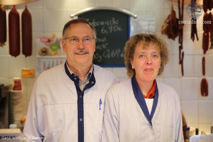 Eberhard Stöck mit Frau