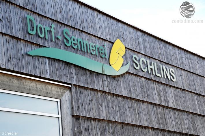 Sennerei Schlins