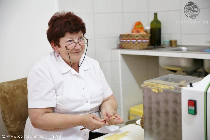 Fuzimeisterin Lina bei der Arbeit