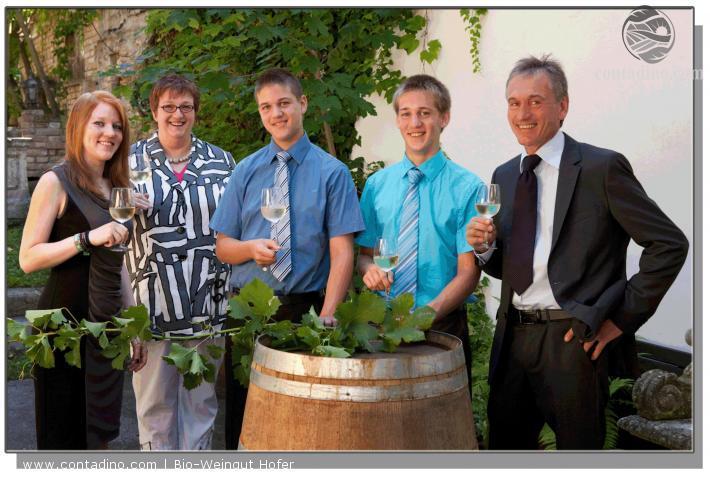 Bio-Weingut Hofer