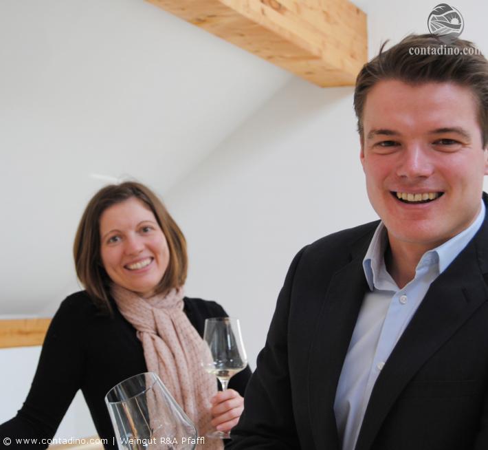 Heidi und Roman Pfaffl