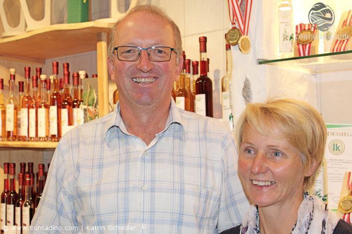 Rupert und Brigitte Wiesinger