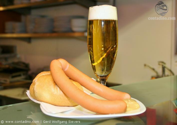 Original Wiener Frankfurter Würstchen