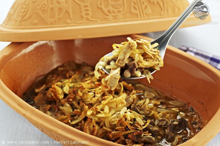 Pannonisches Zwiebelfleisch