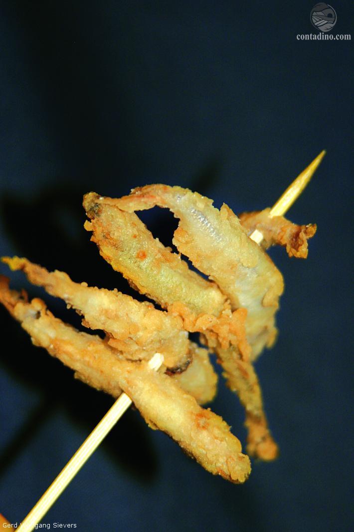 Sardelle fritte