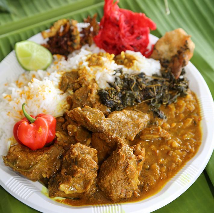 Guadeloupe Rezept