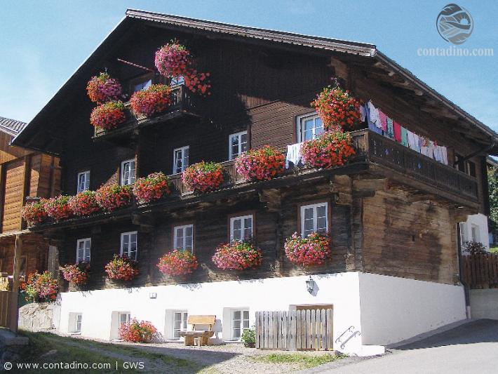 Bauernhaus Tilliach