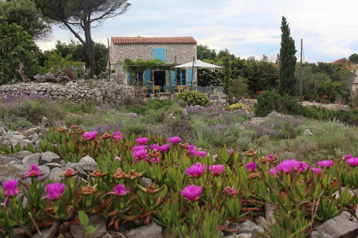 Garten der feinen Düfte in Losinj