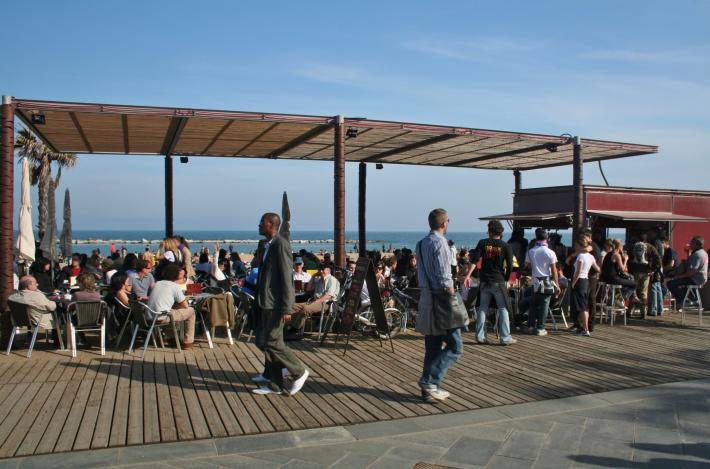 Barcelona Strandbar